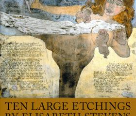 Ten Large Etchings